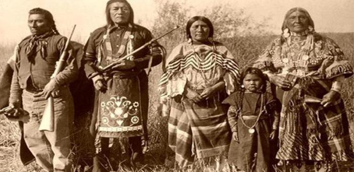 ประวัติศาสตร์ส่วนใหญ่ที่เกี่ยวข้องกับชนพื้นเมือง