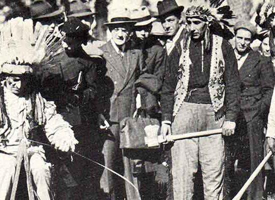 อินเดียนแดง เผ่าอเบนากิ