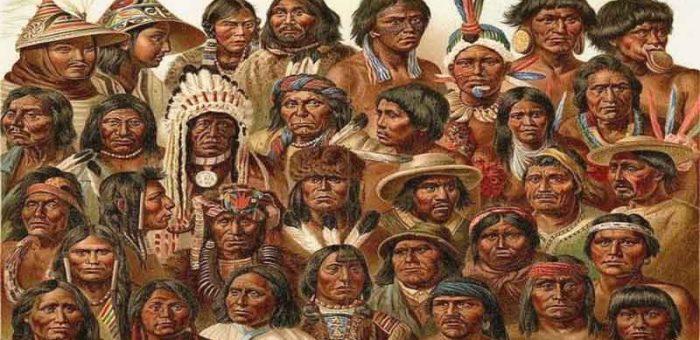 เมื่ออเมริกา เข้ามายึดครองอาณานิคม ชนเผ่าอินเดียน